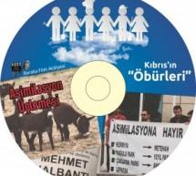 """ASİMİLASYON ÜÇLEMESİ VE KIBRIS'IN """"ÖBÜRLERİ""""NIN YER ALDIĞI DVD ÇIKTI!"""