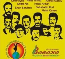 Baraka ve Pir Sultan'dan Ortak 30 Mart Kızıldere Katliamı anması…
