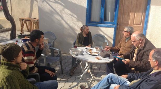 KSP Baraka'yı ziyaret etti.