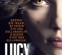 ARGASDİ'NİN 38. SAYISINDAN  FARKLI BİR BAKIŞ AÇISIYLA  'LUCY' FİLMİ