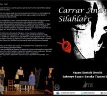 """Baraka Tiyatro Ekibi yeni sezonu """"Carrar Ana'nın Silahları"""" oyunu ile İzmir'de açıyor"""