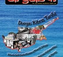 ARGASDİ DERGİSİNİN 41. SAYISI ÇIKTI