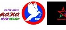 Baraka Kültür Merkezi, Bağımsızlık Yolu ve TDP'nin 1 Eylül Dünya Barış Günü ortak mesajı: BARIŞ HEMEN ŞİMDİ!