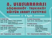 "FESTİVALDE ""SOL ANAHTARI"" SAHNE ALIYOR"