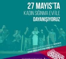 Baraka Tiyatro Ekibi, Kadın Sığınma Evi İçin Sahneye Çıkacak