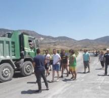 Şirinevler (Ayermola) ve Akçiçek (Sisklip) Köylüleri ile Dayanıştık: Taş Ocakları Kapatılsın