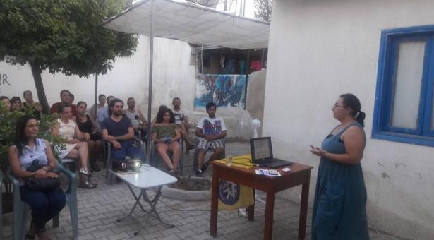 """Baraka'da """"Kadına Yönelik Şiddet"""" Semineri Düzenlenecek"""