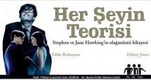 """Stephen Hawking'i Anlatan """"Her Şeyin Teorisi"""" Filmi Baraka'da Gösterilecek"""