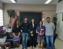 Baraka ve Bağımsızlık Yolu Eylem Hakkı, AKP Temsilcilikleri ve Gece Kulüpleri Konusunda İçişleri Bakanı ile Görüştü