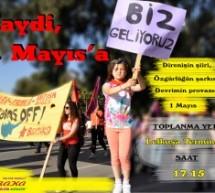 Baraka: 1 Mayıs'ta Mangalları Değil, Sermayeyi Yakalım!