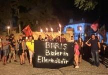 Baraka: Barış Masada değil, Sokakta Var Edilir