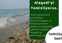 Dünya Yalnız Bizim Değil Hareketi, Alagadi Sahilini Temizlemeye Davet Ediyor