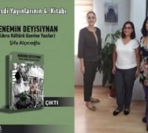 Kitabımızı Kültür Dairesi Müdürü'ne Takdim Ettik