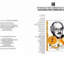 """Sol Anahtarı """"Fikret Demirağ Şiir Festivali""""nde Sahne Alacak"""