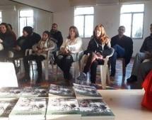 """""""Nenemin Deyişiynan (Kıbrıs Kültürü Üzerine Yazılar)"""" Kitabı Akçay'da Tanıtıldı"""