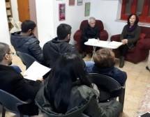 Şair-Yazar Mehmet Kansu ile Godot ve Öykü Söyleşisi Yapıldı
