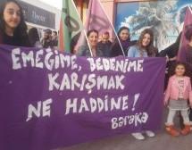 Yaşasın 8 Mart Kadın Dayanışması