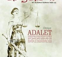 """Argasdi Dergisinin 54. Sayısı """"Adalet"""" Temasıyla Çıktı"""