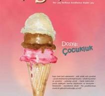 """Kültür-Sanat-Politika Dergisi """"Argasdi""""nin 55. Sayısı """"Çocukluk"""" Dosyası ile Çıktı"""