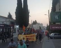 Bağımsız Kıbrıs Yürüyüşü Gerçekleşti