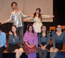 Baraka Tiyatro Ekibi Liseli Gençlere Kapılarını Açıyor