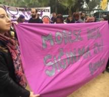 Baraka Kültür Merkezi'nden 25 Kasım Kadına Yönelik Şiddetle Mücadele Günü Mesajı