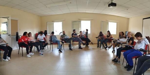 Baraka Tiyatro Kampı Gerçekleştirildi