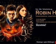 İzle Tartış'ta Robin Hood İzlenilecek