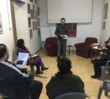 Baraka Okuma Grubu Yazar Mehmet Kansu ile Söyleşi Gerçekleştirdi