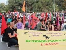 Kapitalizm Salgınına İnat Yaşasın Hayat, Yaşasın 1 Mayıs!
