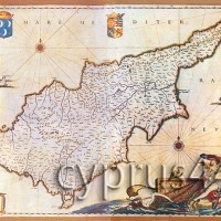 old-cyprus-map