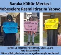 Baraka Kültür Merkezi'nden Mobeselere İtiraz İçin Açık Çağrı