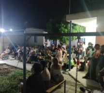 Baraka'da Tiyatro ve Morâl Gecesi Gerçekleştirildi
