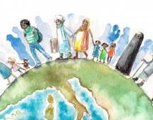 Göçmenin Yeri ve Derdi – Sezgin Keser