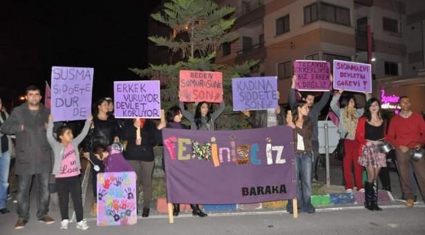 Baraka Kültür Merkezi'nden 25 Kasım Kadına Şiddetle Mücadele Günü Bildirisi
