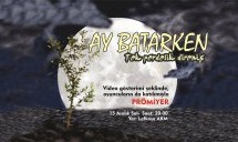 """Baraka Tiyatro Ekibi'nden Video Şeklinde Tiyatro Gösterimi: """"Ay Batarken"""""""