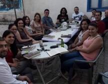 Kolektif bir etkinlik: Okuma- Tartışma Grubumuz- Şifa Alçıcıoğlu