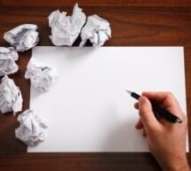 Yazı Yazayım Diye Düşündüm; Vazgeçtim! – Tahsin Oygar